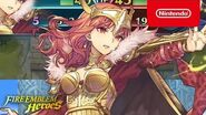 Fire Emblem Heroes - Legendary Hero (Celica Queen of Valentia)