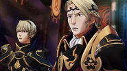 Xander Leo Cutscene Still Shocked