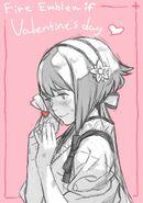 Kozaki Valentines Sakura