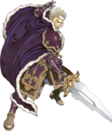 Zephiel Battle 1