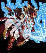Ryoma (Surpreme Samurai) Skill