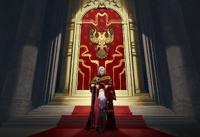 Edelgard's coronation 1