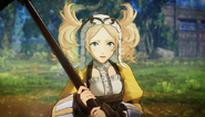 Warriors Lissa SS