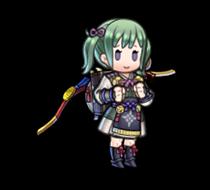 Midori Heroes sprite