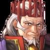 Portrait Rudolf Emperor of Rigel Heroes