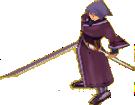 FE9 Zihark Swordmaster Sprite