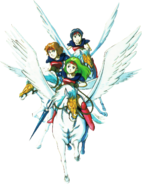 White Wing Sisters Gaiden Manual