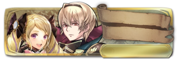Banner Leo and Elise