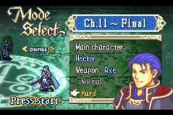 Hector mode