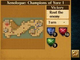 Champions of Yore 1