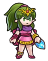 Heroes Young Tiki Sprite