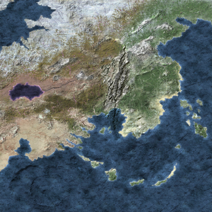 Fates continent