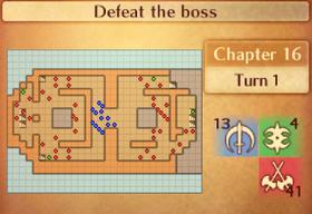 Conquest C16 Map