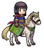 Heroes Olwen Sprite (World of Thracia)