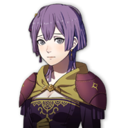 Bernadetta Portrait 5 Years