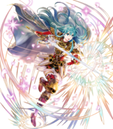 Eirika Graceful Resolve Skill