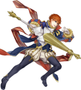 Eliwood Valentine's Fight