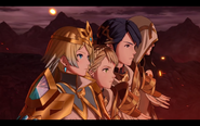 Fjorne Sharena Alfonse and Kiran FEh Book II