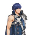 Chrom Portrait Warriors