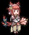 Heroes Sakura Sprite (Halloween)