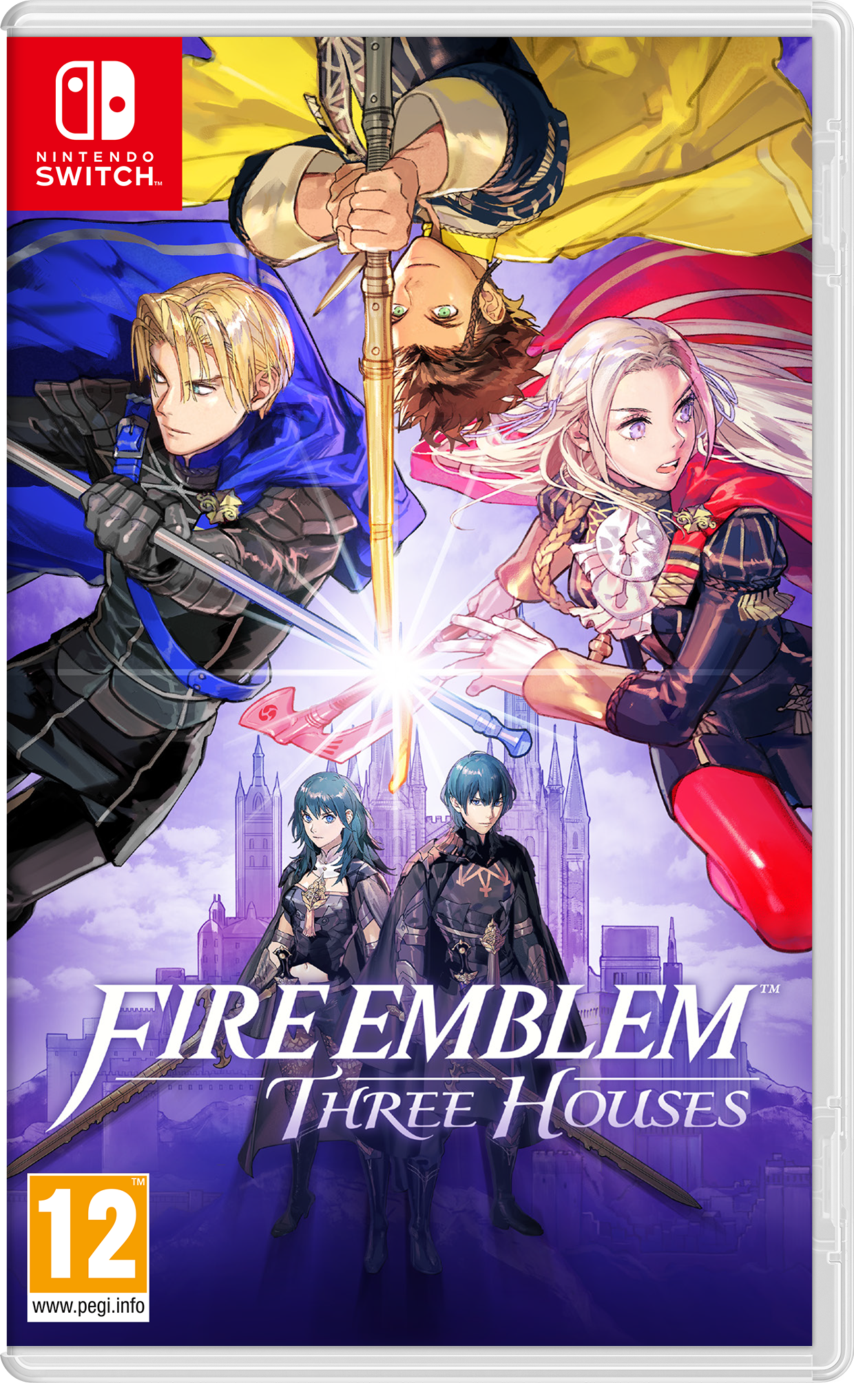 Fire Emblem: Three Houses | Fire Emblem Wiki | FANDOM