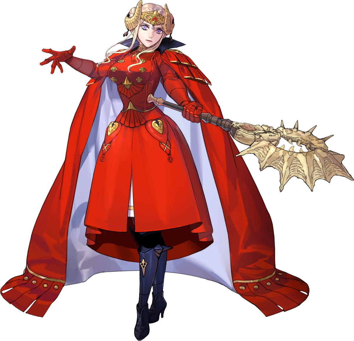 fire emblem three houses edelgard route