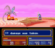 FE3 Partia In-Battle