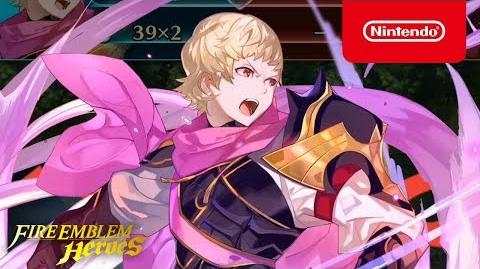 Fire Emblem Heroes - New Heroes (Children of Fate)