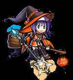 Heroes Halloween Mia Sprite (Recover)