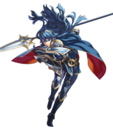 Brave Heroes Lucina Fight
