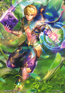Cipher Leo art