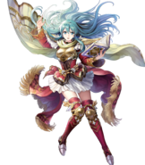 Eirika (Sacred Memories) Fight