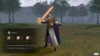 Modelo 3D de Byleth hombre como Profeta - Fire Emblem Three Houses