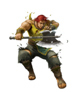 Dorcas Damaged