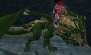 FE10 Dragonlord (Jill)