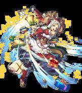 Lissa (Winter's Envoy) Skill