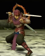 Lukas Dread Fighter