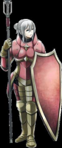 4Koma Effie