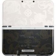 Exterior de la New Nintendo 3DS Fire Emblem Fates Edition