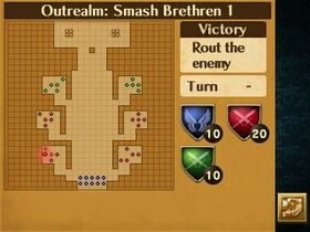 Smash Brethren 1 Map