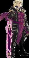 Artwork Xander - Fire Emblem Fates