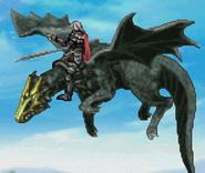 Dragonlord battle(TS)