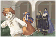 Lilina and Roy 2
