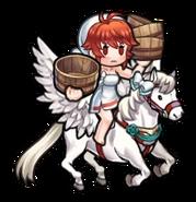 Heroes Hinoka Sprite (Hot Spring)