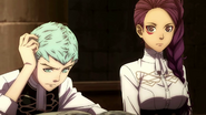 FE3H Screenshot Caspar & Petra
