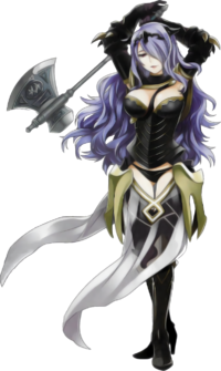 Artwork Camilla 4Koma