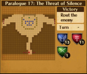 P17 - The Threat of Silence