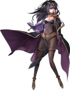 Tharja Fight