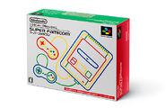 Caja de la Nintendo Classic Mini Super Famicom