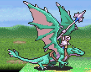 Milady as a Wyvern Lord